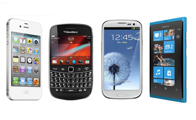 Мобильные ОС