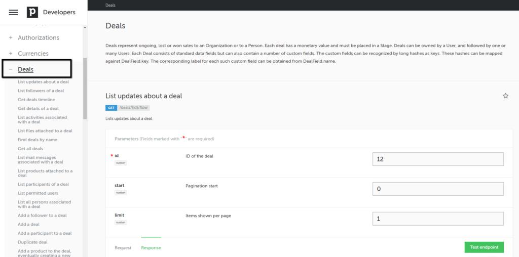 Удобный мануал по работе с API