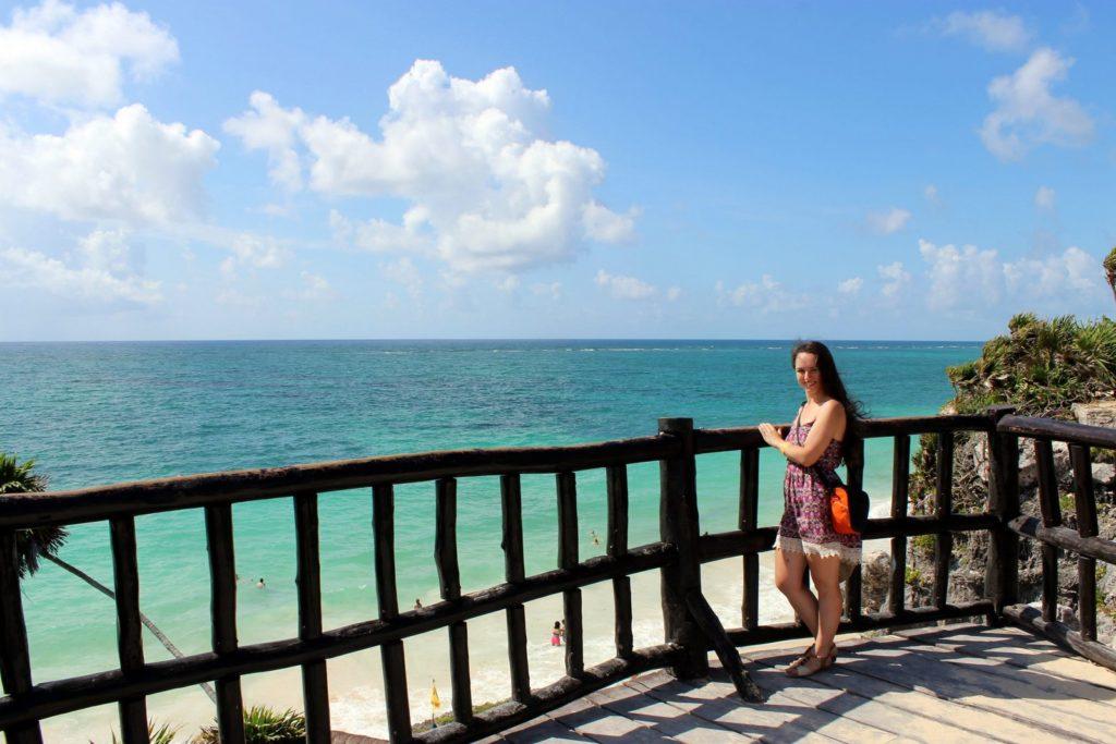 Впервые видим Карибское море