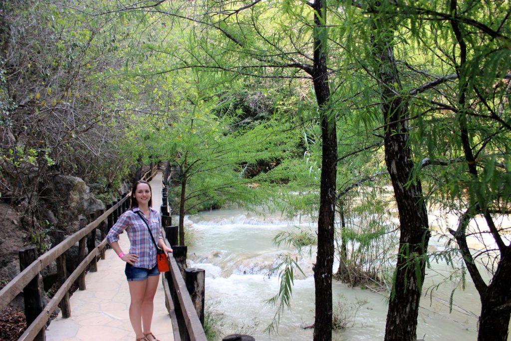 Прогулка вдоль реки от Эль-Чифлона