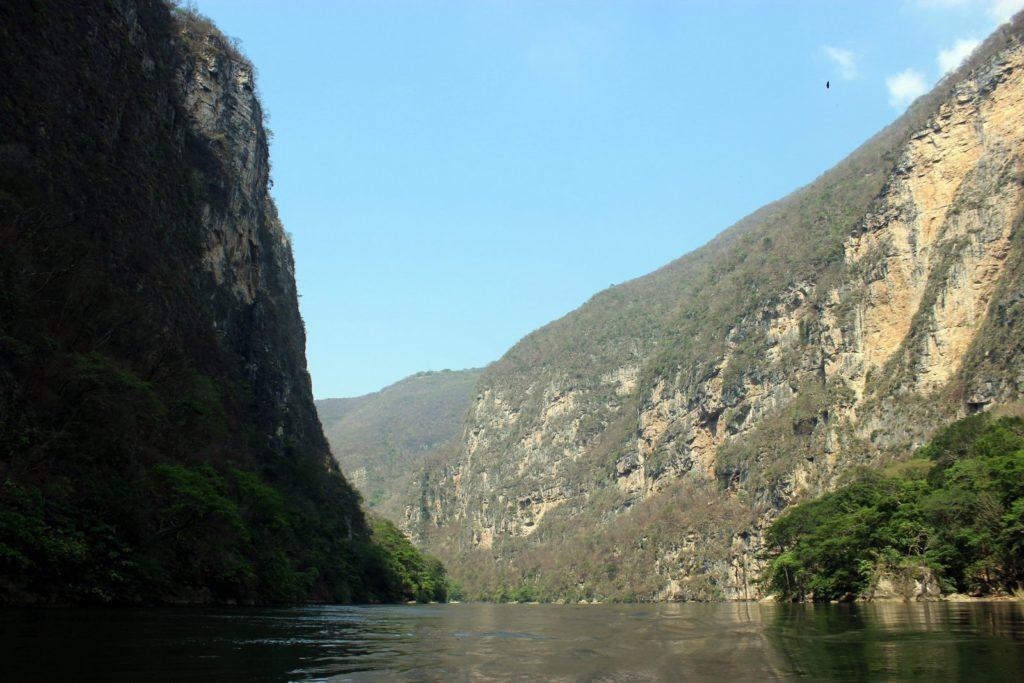 Эль-Сумидеро каньон